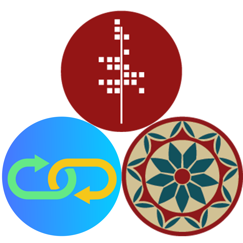 3 logos: SUP, Webrecorder, and Stanford Libraries